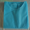 Green nonwoven isolation gown